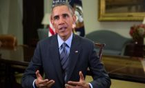 Weekly Address: Focused on the Fight Against Ebola